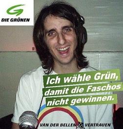Grünen Verarsche