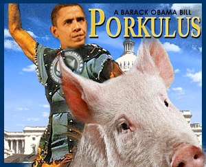 Obama Porkulus Bill